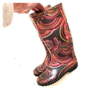 Pucci !!! rain boots